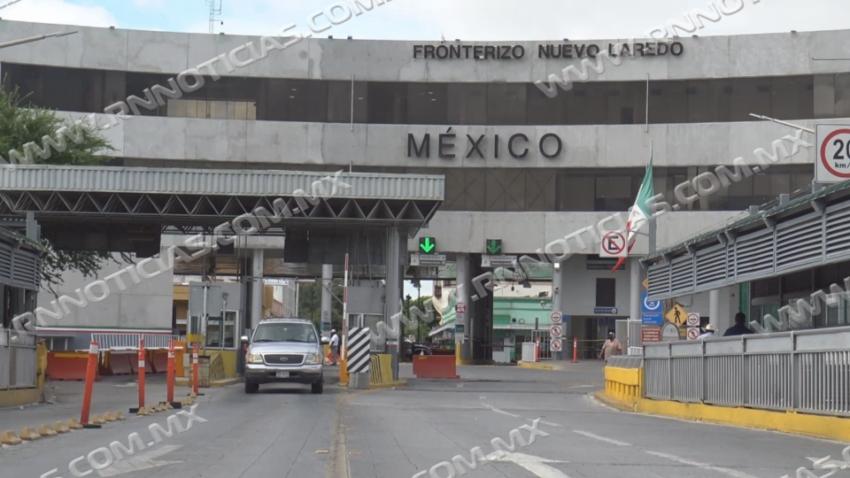 Esperanzados fronterizos con reapertura de puentes Internacionales