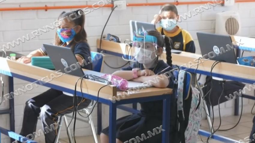 Se preparan maestros ante posible regreso a clases