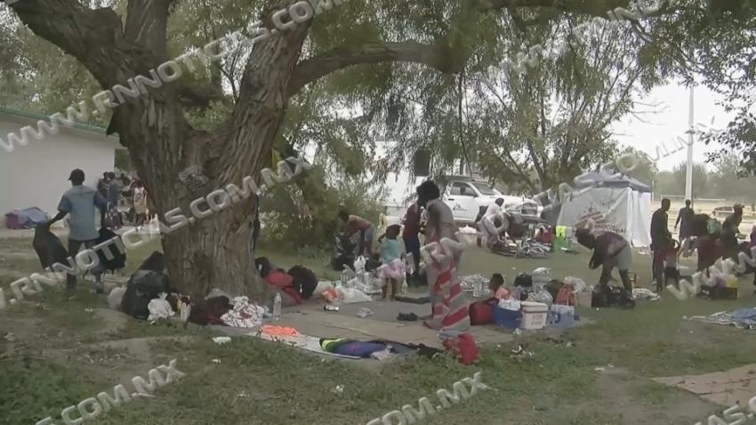Haitianos representan riesgo de covid y otras enfermedades