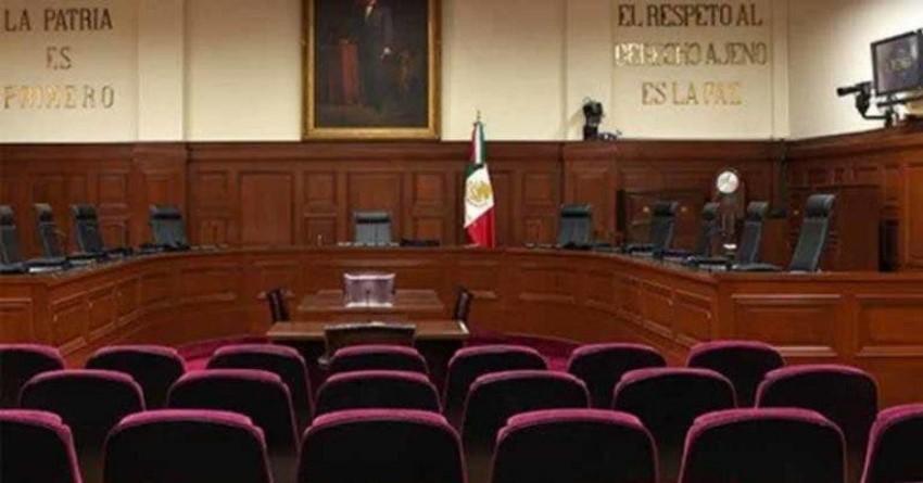 Rechaza SCJN suspender ley contra desafuero
