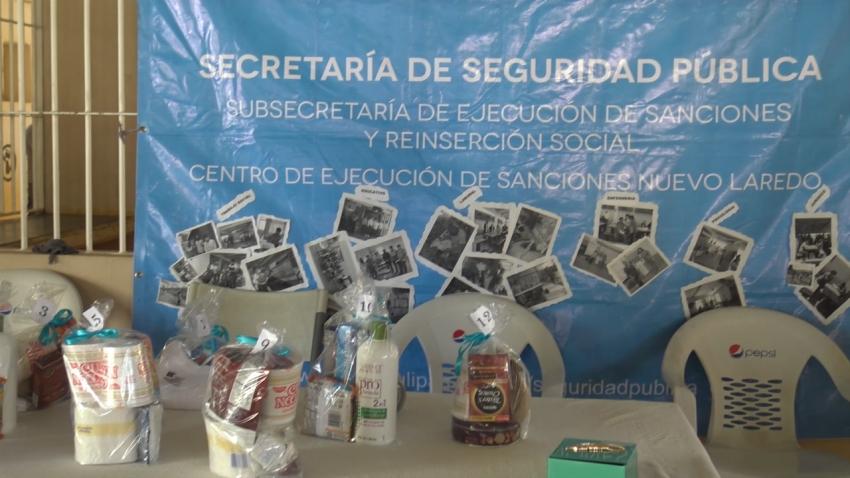 VIDEO Llevan a cabo semana de reinserción social dentro del Cedes