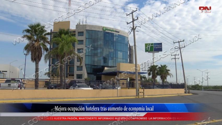 video Mejora ocupación hotelera tras aumento de economía local