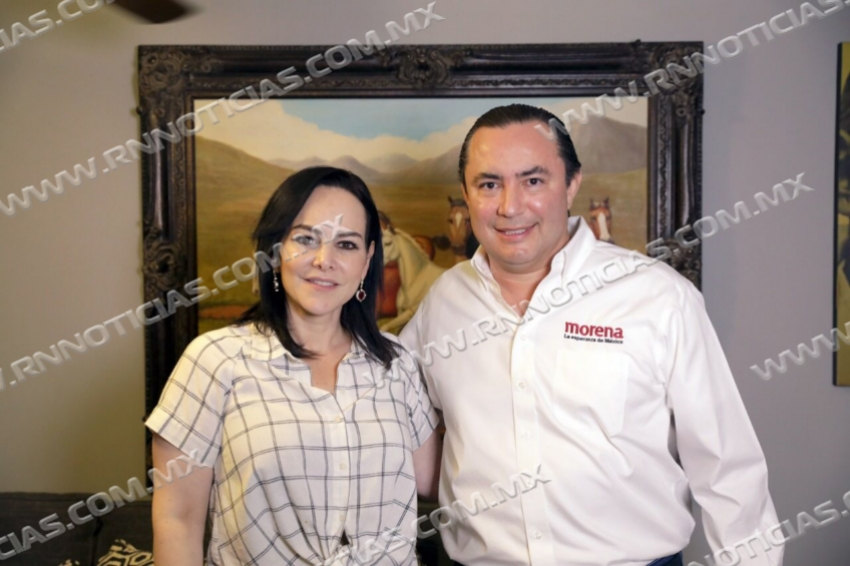 Carmen Lilia Cantúrosas es garantía de resultados en el gobierno de Nuevo Laredo