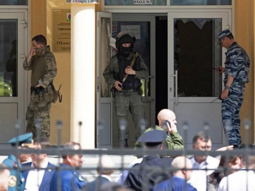 Suman 9 muertos en Rusia por tiroteo en escuela