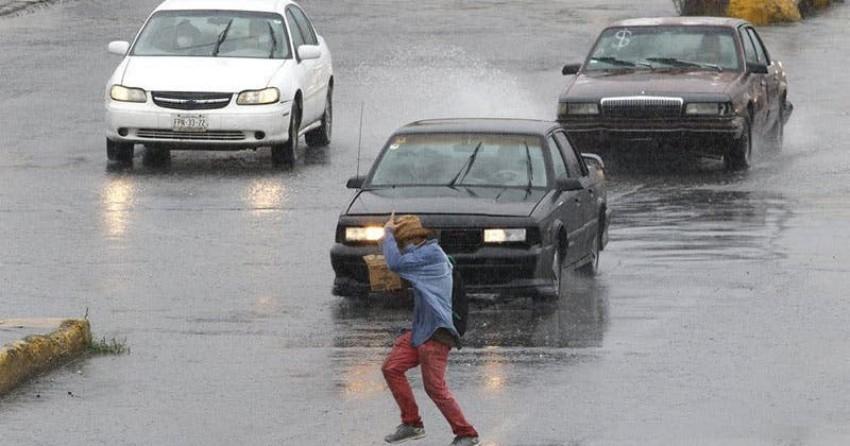 Pronostican fuertes lluvias y viento para Tamaulipas