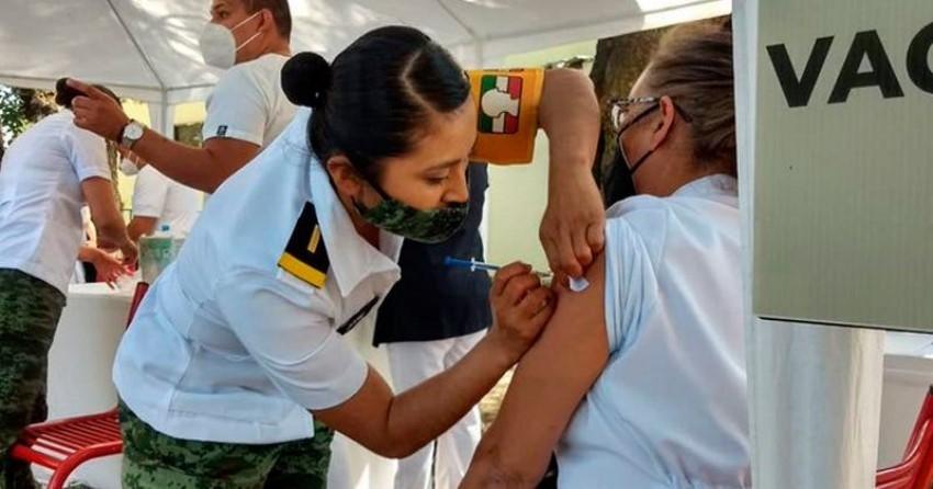 Vacunarán a 394 mil en la siguiente etapa
