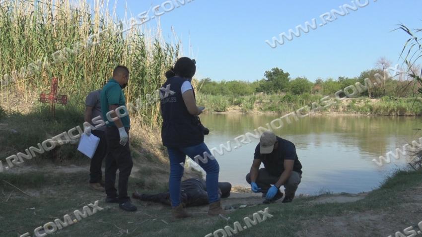 Recuperan ahogado del río Bravo; es la víctima número 10