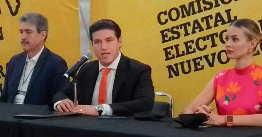 "Ni un metro cúbico de agua más de ""El Cuchillo"" a Tamaulipas: Samuel"