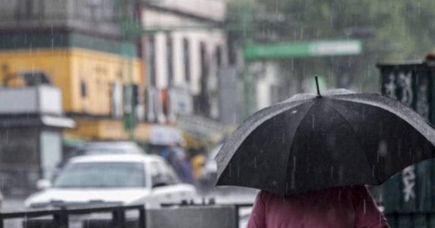 Nuevo frente frio traerá lluvias a varias regiones del País