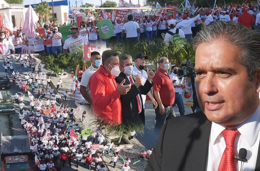 Lelo Urteaga ganador indiscutible del debate; afianza el triunfo el próximo 6 de junio