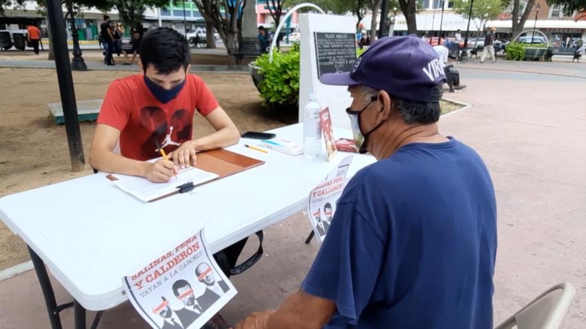 VIDEO Habrá ley seca en Tamaulipas por Consulta Popular