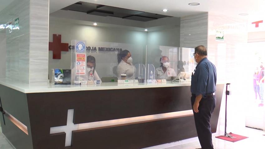VIDEO Aumentan consultas médicas en Cruz Roja